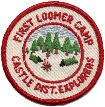 Camp Loomer Patch (c 1957)
