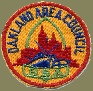 Oakland Area Council Patch (c 1950)