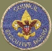 Council Board Uniform patch